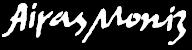 AIRAS MONIZ Logo